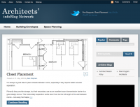 Architects' infoBlog Network
