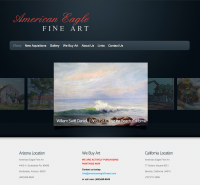 American Eagle Fine Art