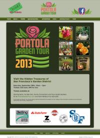 Portola Garden Tour