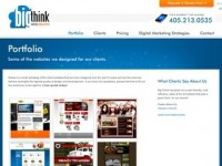 BIG THINK Web Creative