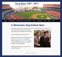 Greg Spira – 1967-2011